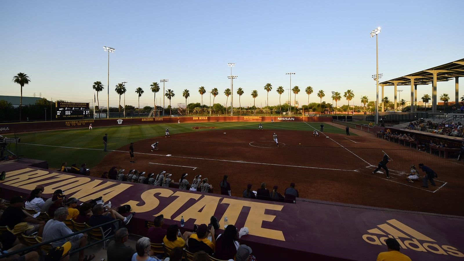 TheSunDevilscom Arizona State University Athletics - 12 over the top stadium foods to try this year